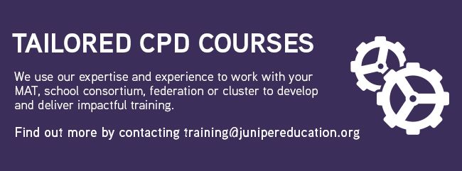 Tailored CPD courses