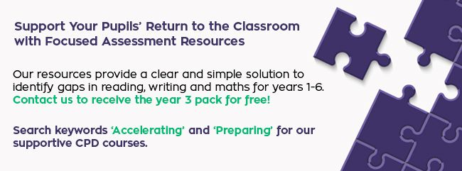 Resources to Support the Identification of Gaps in Reading, Writing and Maths for Years 1-6